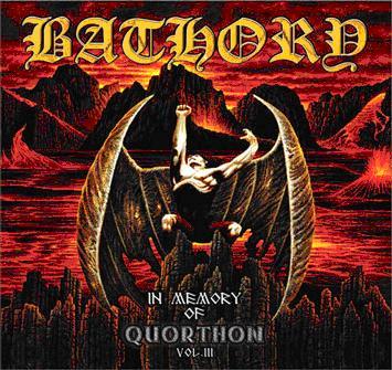 BATHORY - In Memory of Quorthon, Volume III cover