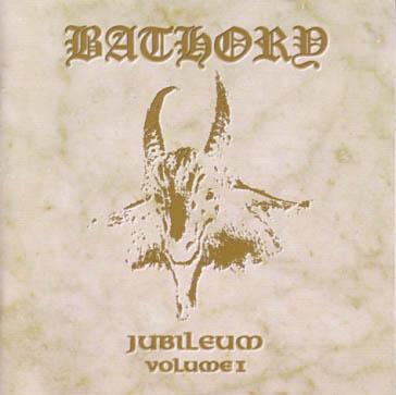 BATHORY - Jubileum, Volume I cover