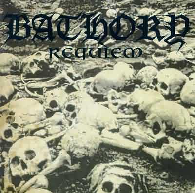 BATHORY - Requiem cover