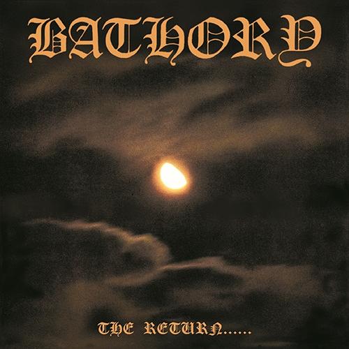 BATHORY - The Return...... cover