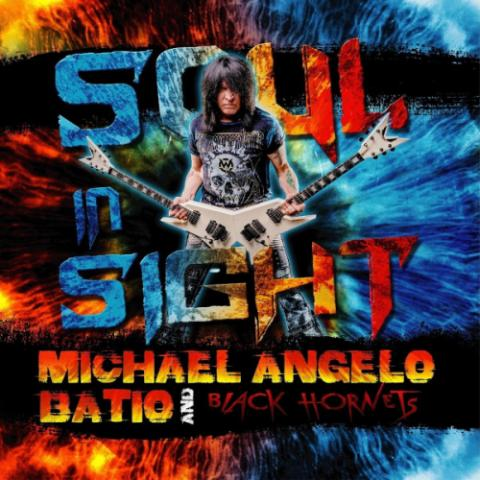 MICHAEL ANGELO BATIO - Soul in Sight cover