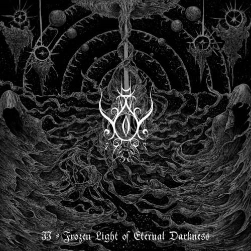 BATTLE DAGORATH - II - Frozen Light of Eternal Darkness cover