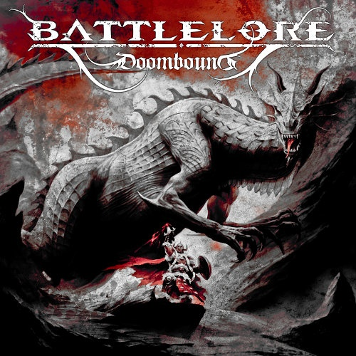 BATTLELORE - Doombound cover
