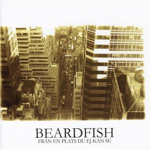 BEARDFISH - Från En Plats Du Ej Kan Se cover
