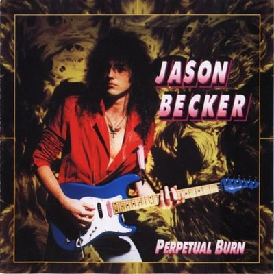JASON BECKER - Perpetual Burn cover