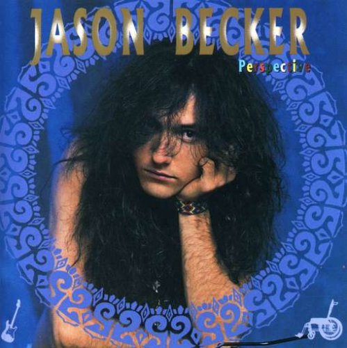 JASON BECKER - Perspective cover