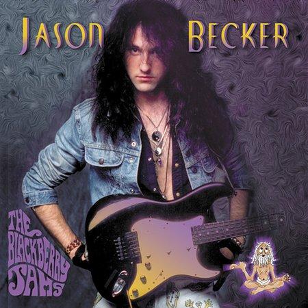 JASON BECKER - The Blackberry Jams cover