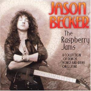 JASON BECKER - The Raspberry Jams cover