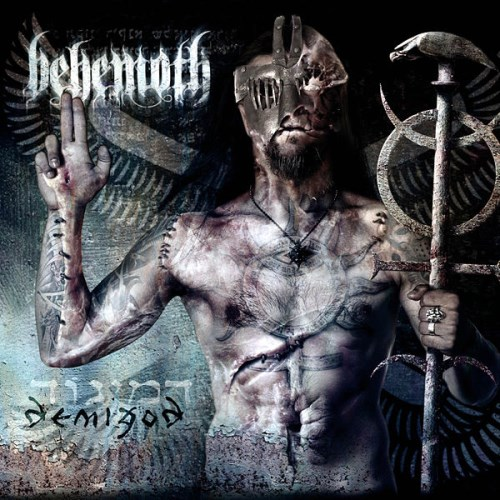 BEHEMOTH - Demigod cover