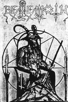BEHEMOTH - Endless Damnation cover