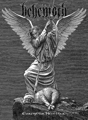 BEHEMOTH - Evangelia Heretica - The New Gospel cover