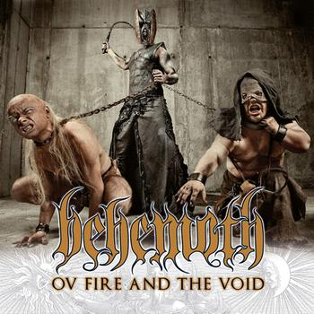 BEHEMOTH - Ov Fire and the Void cover