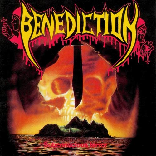 BENEDICTION - Subconscious Terror cover