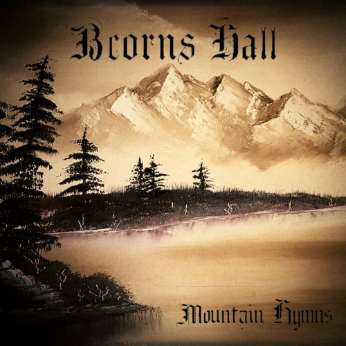 BEORN'S HALL - Mountain Hymns cover