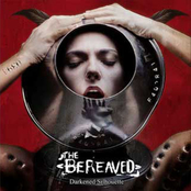 THE BEREAVED - Darkened Silhouette cover