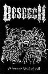 BESEECH - A Lesser Kind Of Evil cover