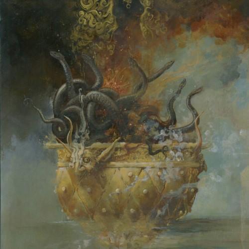 BESTIA ARCANA - Holókauston cover