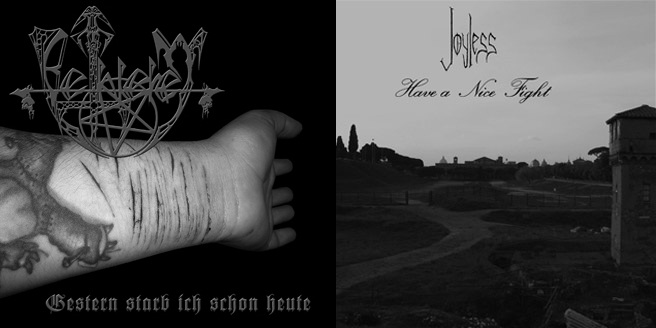 BETHLEHEM - Gestern starb ich schon heute / Have a Nice Fight cover