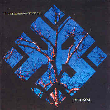 BETRAYAL - In Remembrance Of Me cover