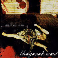 BHAYANAK MAUT - Hell Is All People cover