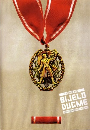BIJELO DUGME - Turneja 2005: Sarajevo-Zagreb-Beograd cover