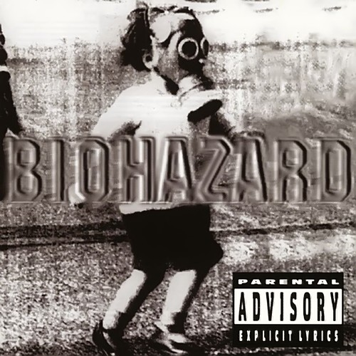 BIOHAZARD - State Of The World Address cover