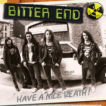 BITTER END - Have A Nice Death! cover