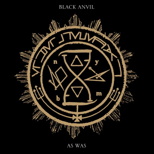 BLACK ANVIL - As Was cover