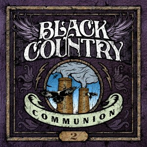 BLACK COUNTRY COMMUNION - 2 cover