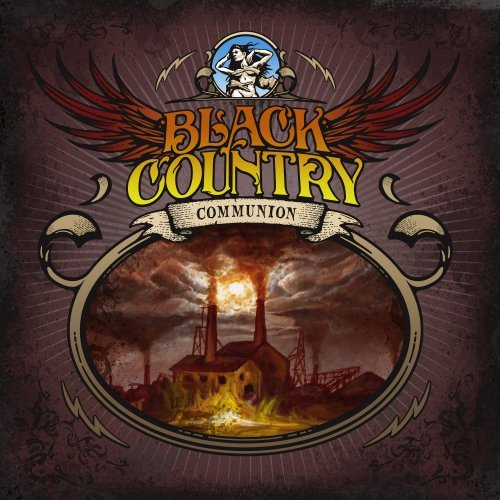 BLACK COUNTRY COMMUNION - Black Country cover