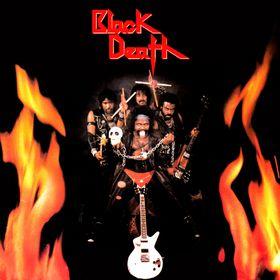 BLACK DEATH - Black Death cover