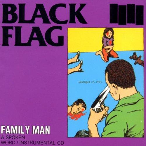 BLACK FLAG - Family Man cover