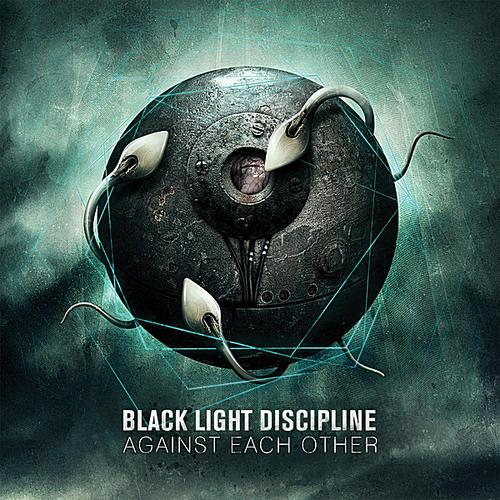 BLACK LIGHT DISCIPLINE - Against Each Other cover 