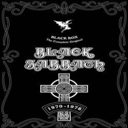 Black Sabbath Black Box The Complete Original Black