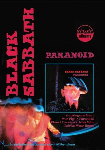 BLACK SABBATH - Classic Albums: Paranoid cover