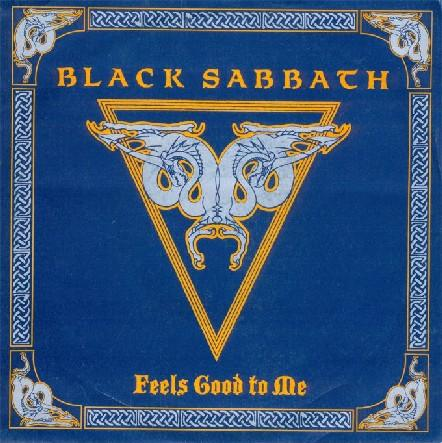 BLACK SABBATH - Feels Good To Me cover