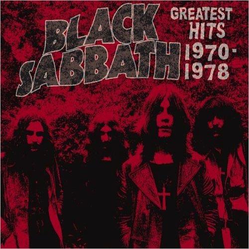 BLACK SABBATH - Greatest Hits 1970-1978 cover