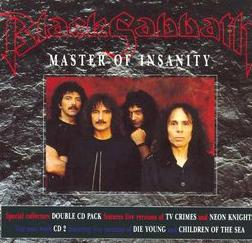 BLACK SABBATH - Master Of Insanity Part 2 cover