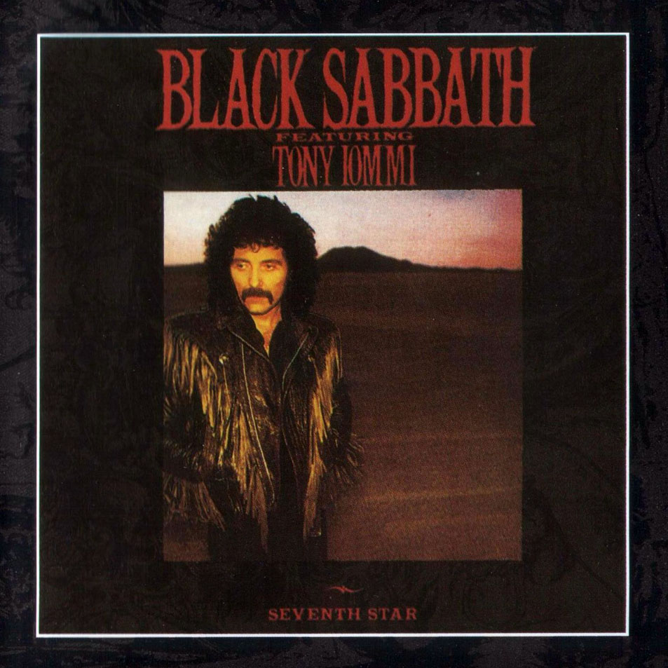 BLACK SABBATH - Seventh Star cover