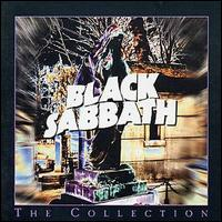 BLACK SABBATH - The Collection cover