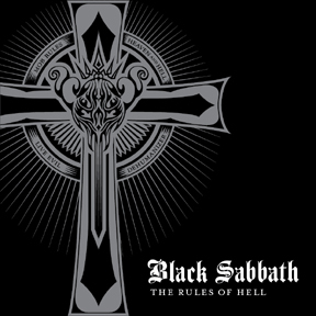 BLACK SABBATH - The Rules Of Hell cover