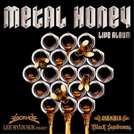 BLACK SYNDROME - Metal Honey Live Album cover