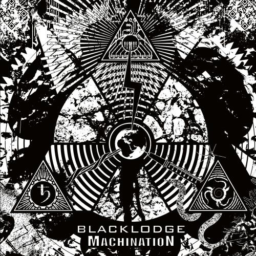 BLACKLODGE - MachinatioN cover