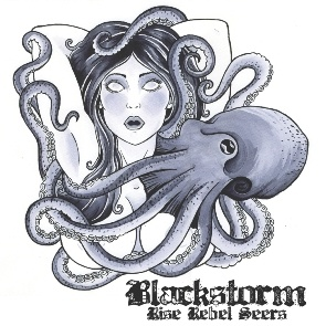 BLACKSTORM - Rise Rebel Seers cover