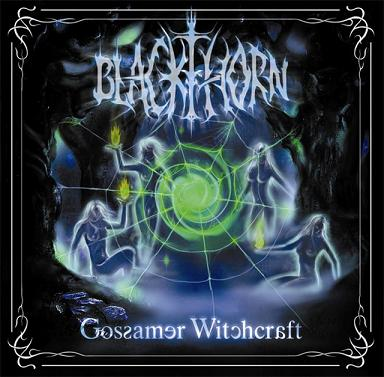 BLACKTHORN - Gossamer Witchcraft cover