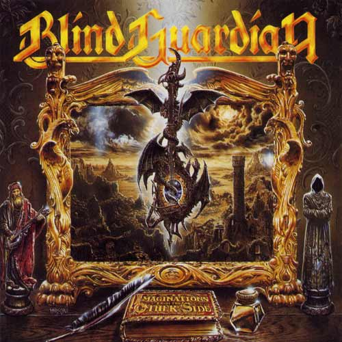 BLIND GUARDIAN - Imaginations From the Other Side cover