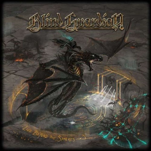 BLIND GUARDIAN - Live Beyond the Spheres cover
