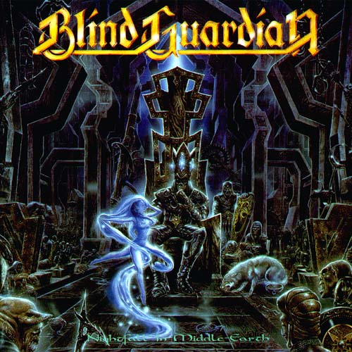 BLIND GUARDIAN - Nightfall in Middle-Earth cover