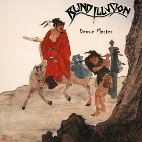 BLIND ILLUSION - Demon Master cover