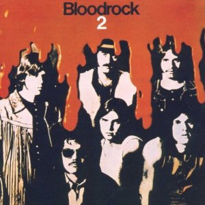 BLOODROCK - Bloodrock 2 cover